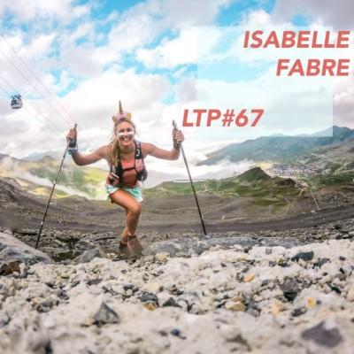 LTP#67 ISABELLE FABRE cover