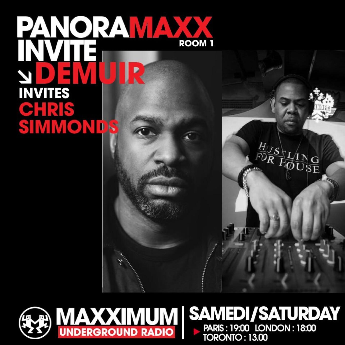 PANORAMAXX : CHRIS SIMMONDS
