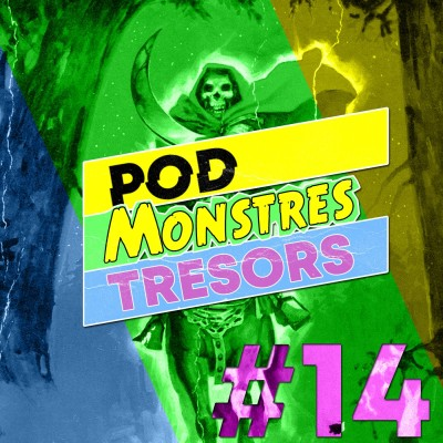 Pod Monstres Trésors Ep 14 :  Never Swim Alone cover