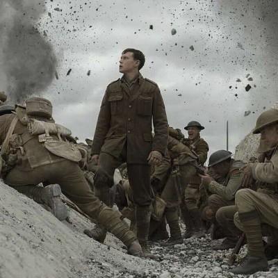 image 1917 : La beauté et l'horreur de la guerre