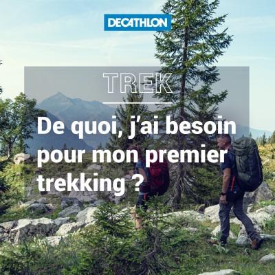 # 48 Trekking - De quoi, j'ai besoin pour réussir mon premier trek ? cover
