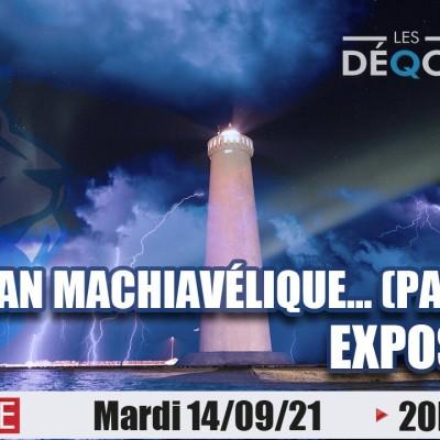Le Plan Machiavélique (Partie 1) - 14/09/21 cover