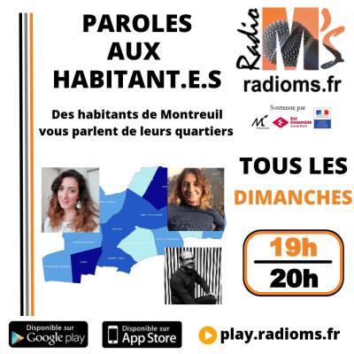 Paroles aux habitants #3 - La Boissière, Croix-de-Chavaux, Les Ruffins cover