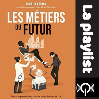 Les métiers du futur cover
