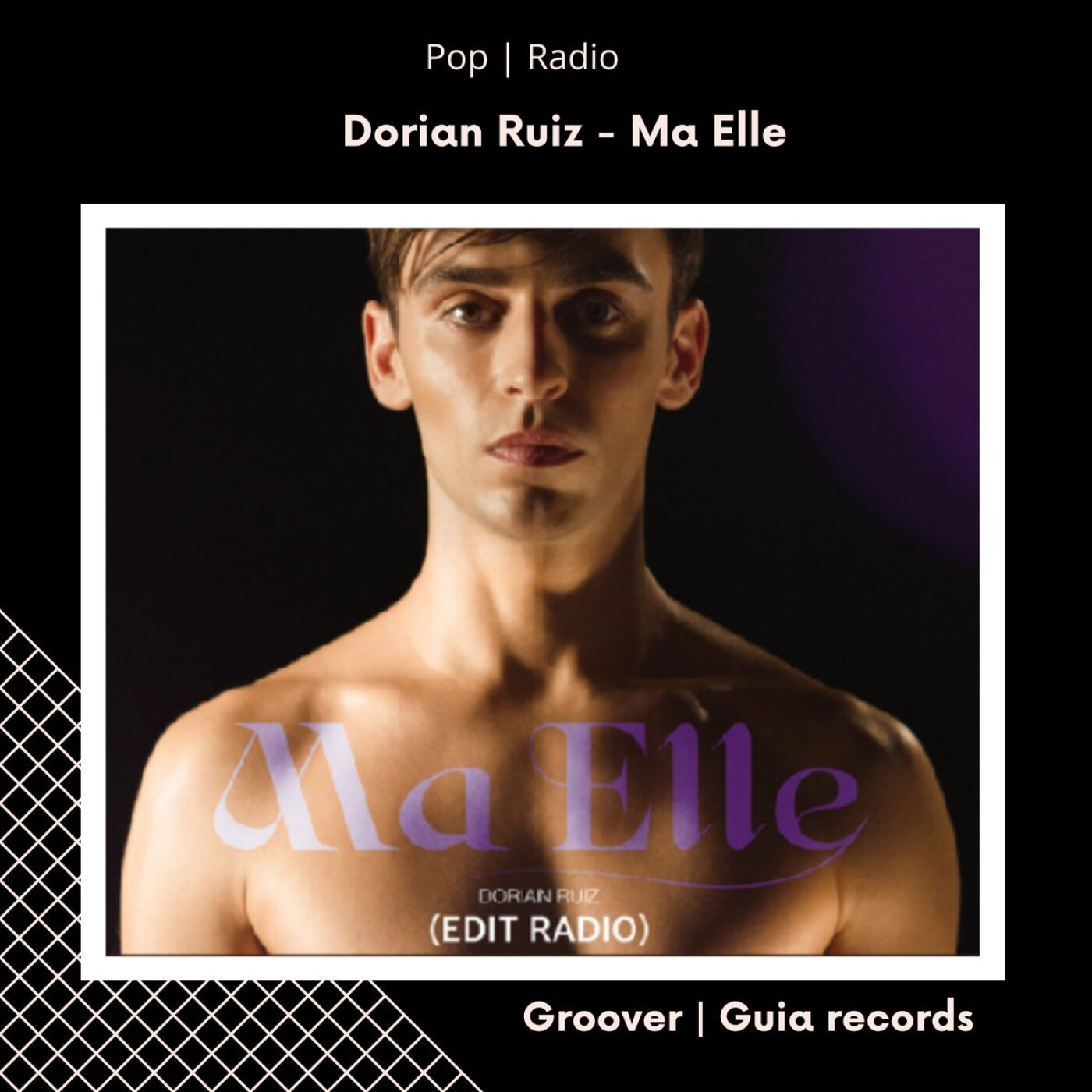 Artiste du Jour, Dorian Ruiz nous présente son titre Ma Elle - 20 09 2021 - StereoChic Radio
