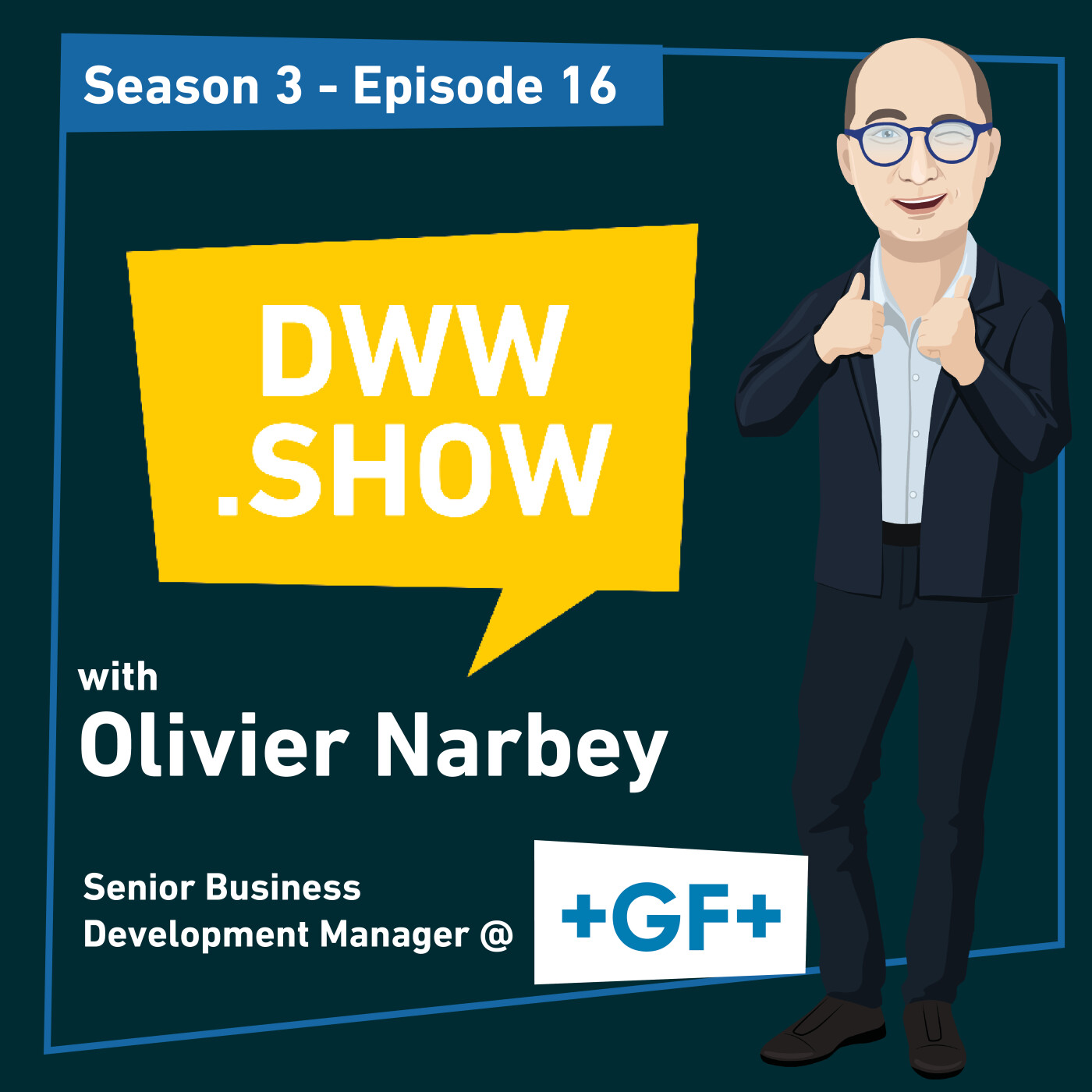 S3E16 - How To Save 136 Trillion Liters A Year? Solve Non-Revenue Water!