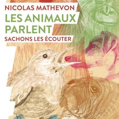 S02E113 Les animaux parlent 1/8: les fondamentaux du son, Nicolas Mathevon (bioacousticien) cover