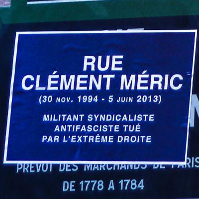 image Mort de Clément Méric : « Ce n'est pas une rixe. C'est un assassinat politique »