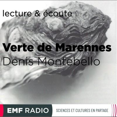 Verte de Marennes - Denis Montebello cover
