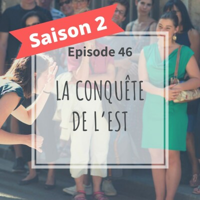 2-46 - La Conquête De L'Est cover