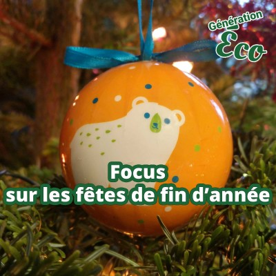 Focus sur les fêtes de fin d'année cover