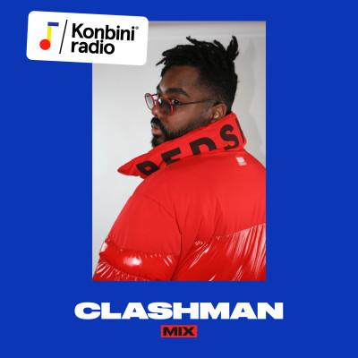 Du rap Fr et fort avec CLASHMAN, le DJ d'Hatik cover