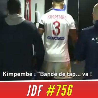 PSG : carton, insultes... KIMPEMBE risque gros ! OM : clash entre VALBUENA et Alavaro GONZALEZ ! cover