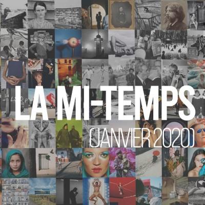 LA MI-TEMPS #8 (JANVIER 2020) cover