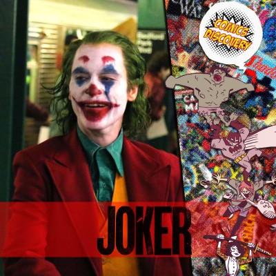 image ComicsDiscovery S04Bonus: Joker