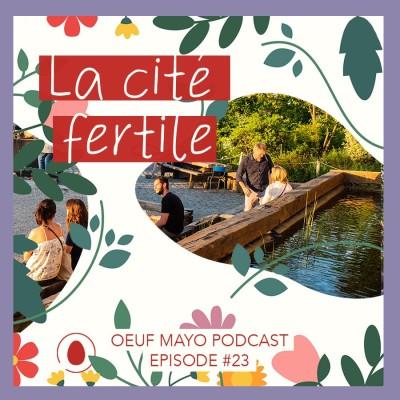 #23 Cité fertile X Ta mère nature cover