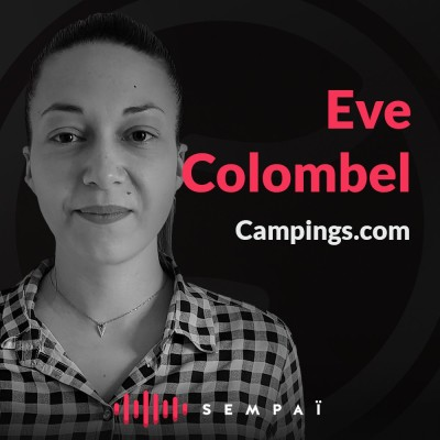 Podcast Eve Colombel (Campings.com) cover