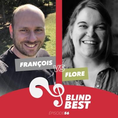 [n°56] Flore vs. François : loups, théâtre et air pipeau cover