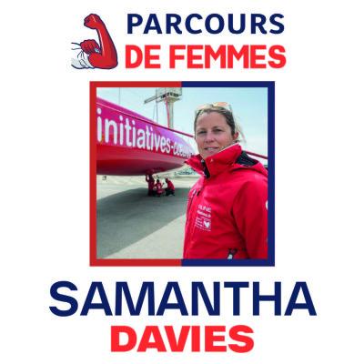 épisode 22 - Samantha Davies cover
