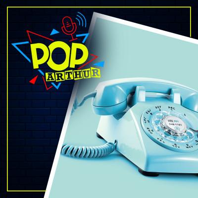 Pop Arthur #10 - Les Moyens de Communication cover