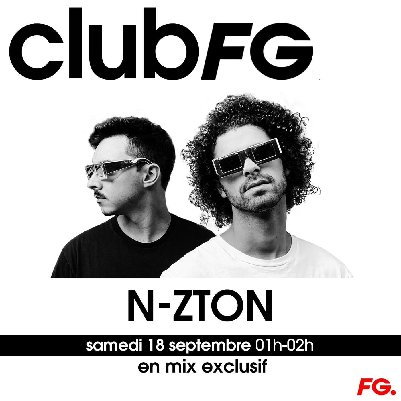 CLUB FG : N-ZTON