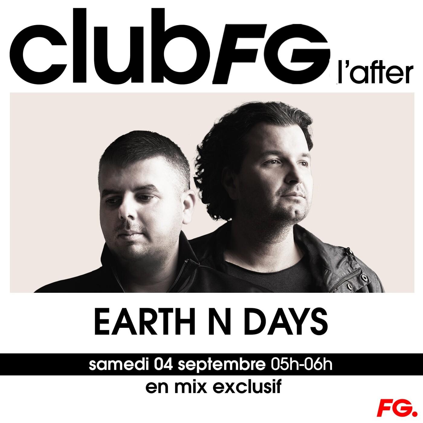 CLUB FG : EARTH N DAYS