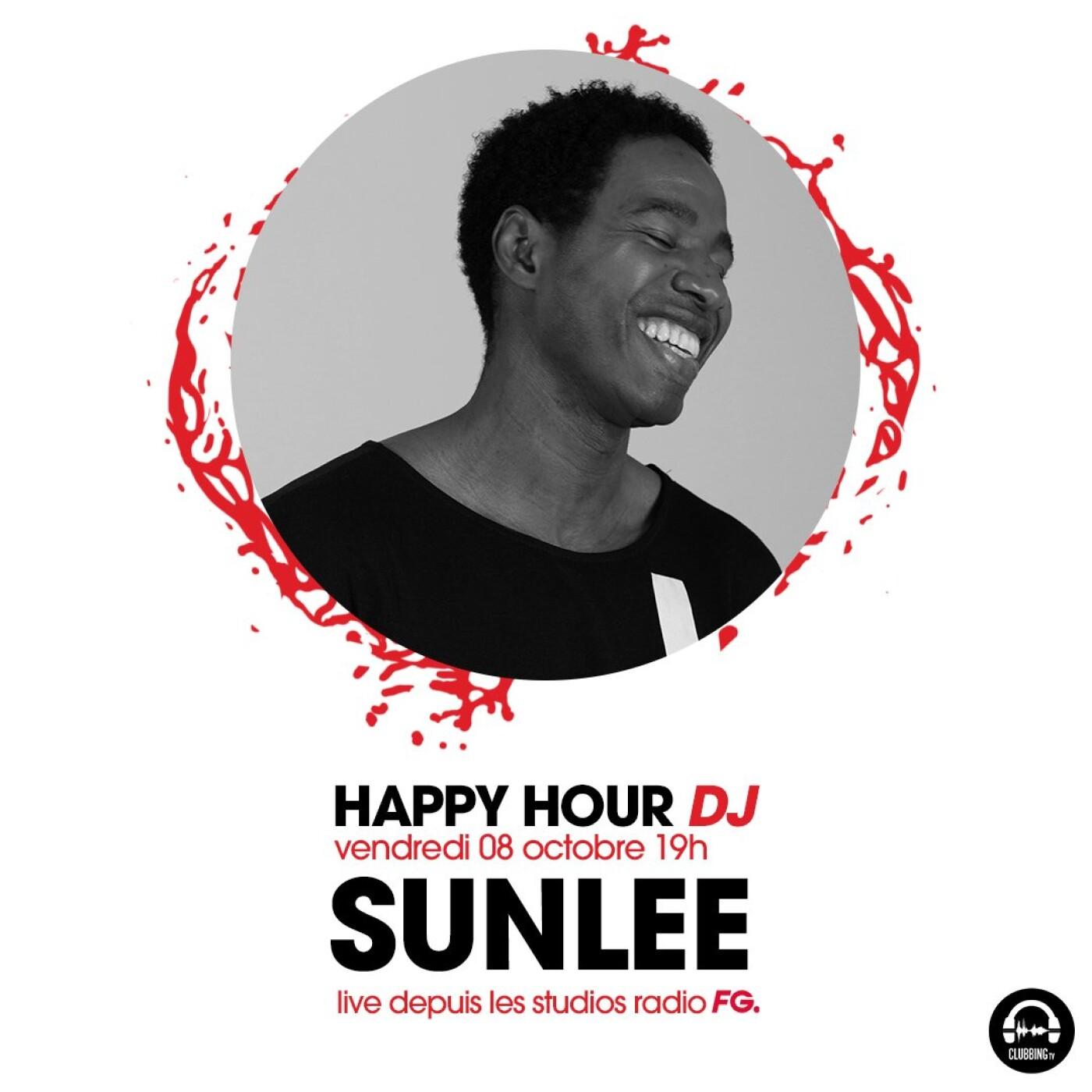 HAPPY HOUR DJ : SUNLEE