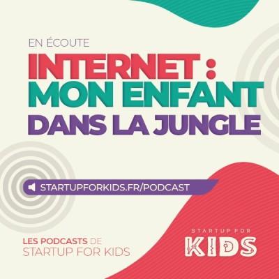 Internet : mon enfant dans la jungle cover