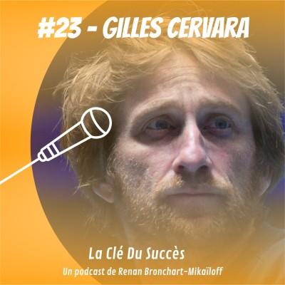 #23 - Gilles Cervara - L'homme de l'ombre de Daniil Medvedev cover