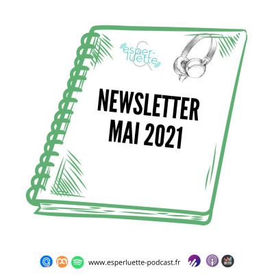 Esperluette - Newsletter Mai 2021 cover
