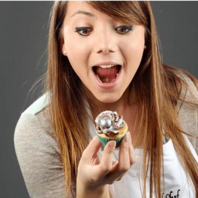 image #5 Camille Blot, fondatrice de Camscakes, de prépa sciences po à la création de cupcakes !