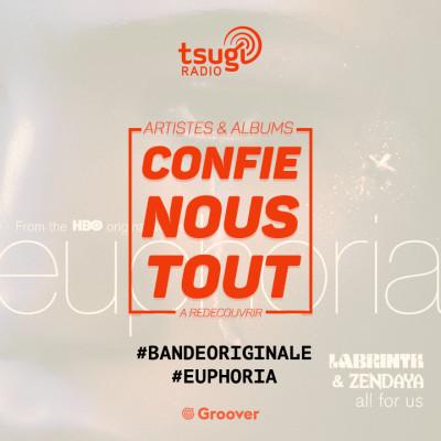(re)Confie-nous tout avec Jean Fromageau : Euphoria cover