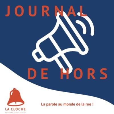 Journal De Hors - L'arrivée à Paris de Clovis cover