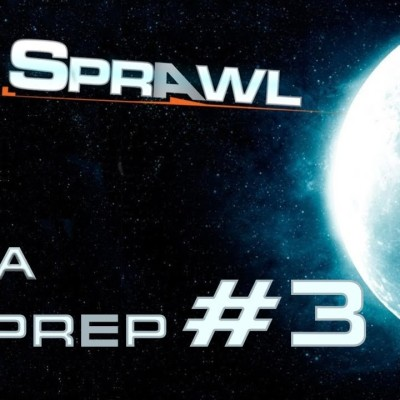 [FR] JDR - MJ PREP 🌗 THE SPRAWL LUNA #3 cover