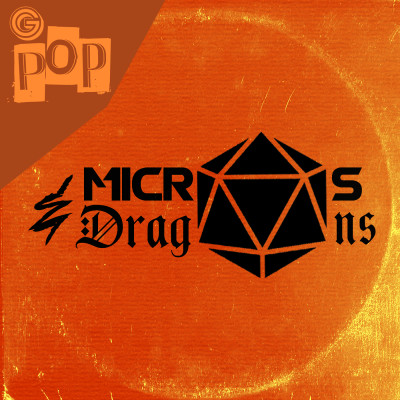 Micros & Dragons cover