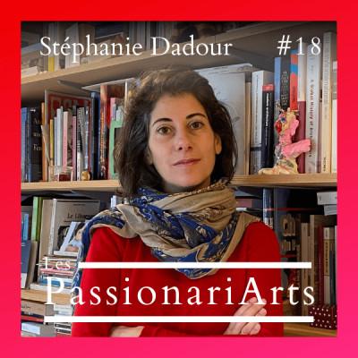 #18 Stéphanie Dadour, docteure en architecture - Féminismes et spatialités cover