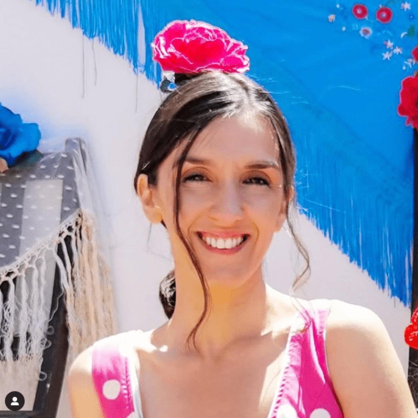 Coralie parle passionnément de l'Andalousie, Espagne - 19 05 2021 - StereoChic Radio