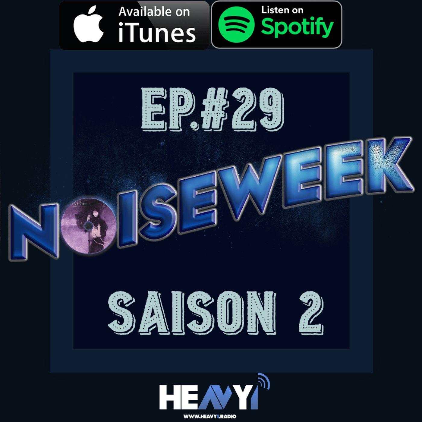 Noiseweek #29 Saison 2