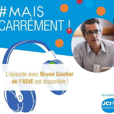 #6. Bruno Gautier - Directeur du Développement de l'ADIE cover