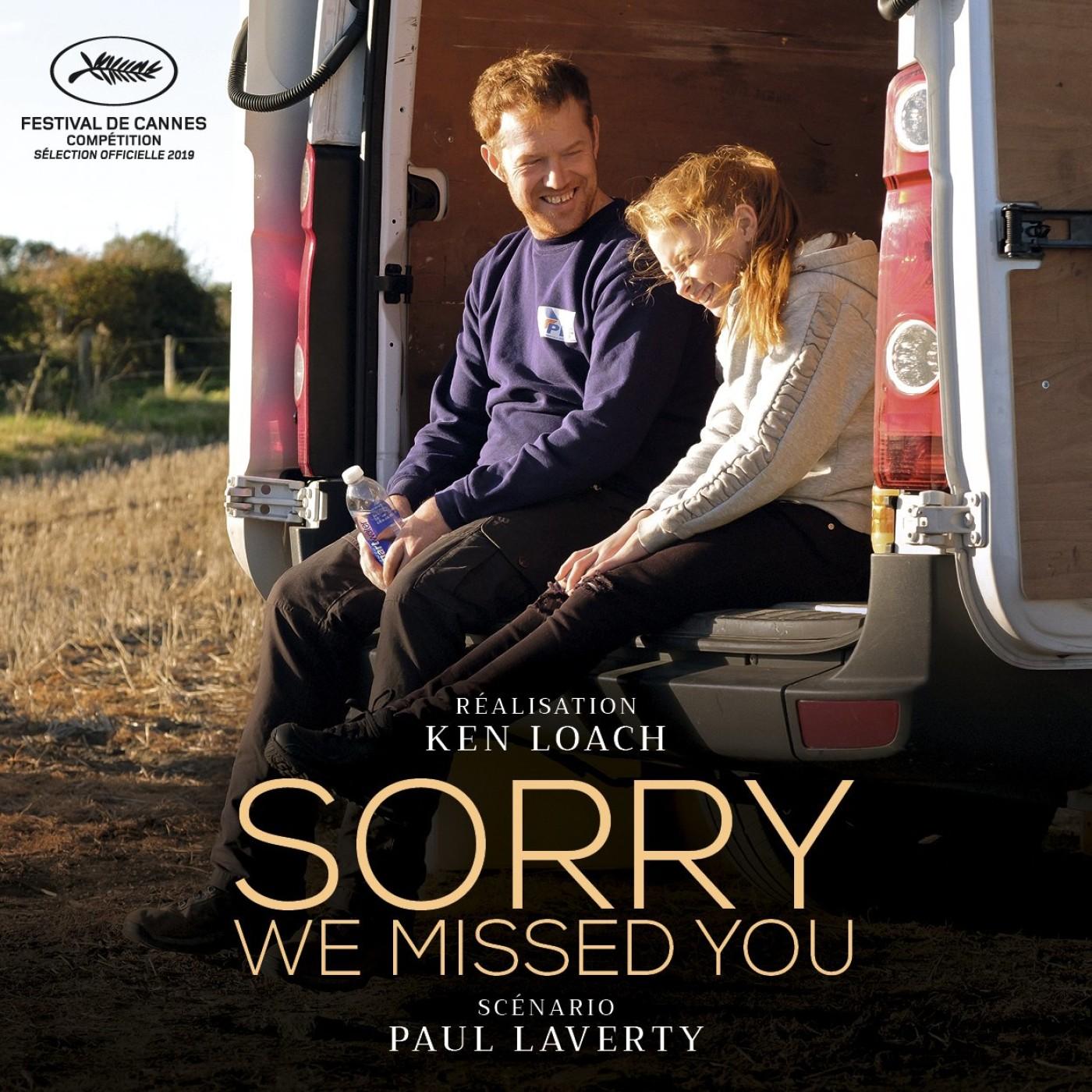 Critique du Film SORRY WE MISSED YOU | Ken Loach