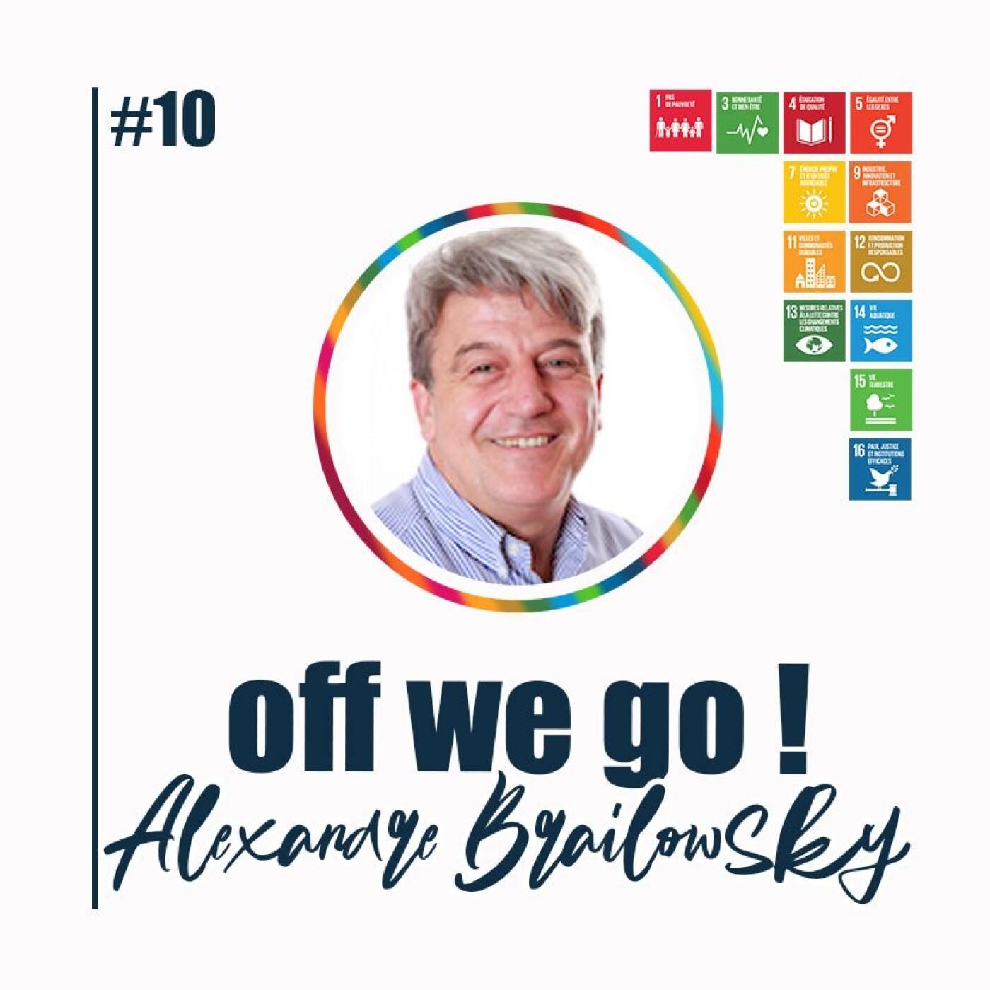 La construction collective,  la clé de la transformation de l'entreprise - Alexandre Brailowsky (Engie)
