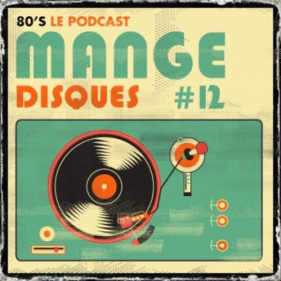 Mange disques #12 cover
