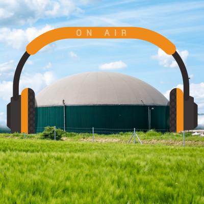 Image of the show Métha Radio : le podcast qui diffuse du gaz vert dans votre territoire