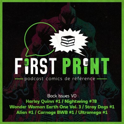 Ultramega #1, Nightwing #78, Alien #1 : le plein de comics pour la fin mars 2021 ! [Back Issues] cover