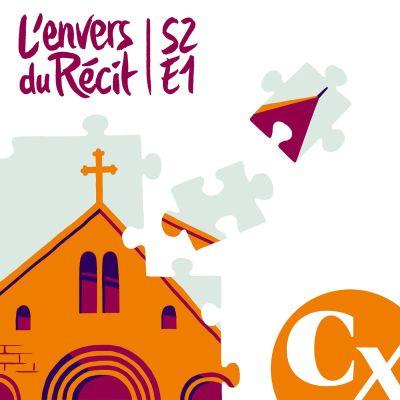 """""""Réparons l'Eglise"""" - Mélinée Le Priol - S2E1 cover"""