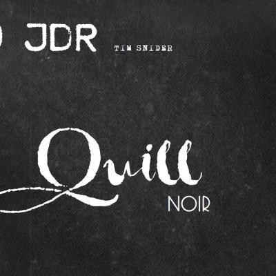 image #FR #JDR - Quill Noir 🕵️♂️ Découverte solo #1