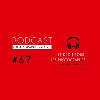 #67 - Joëlle Verbrugge, le droit pour les photographes cover