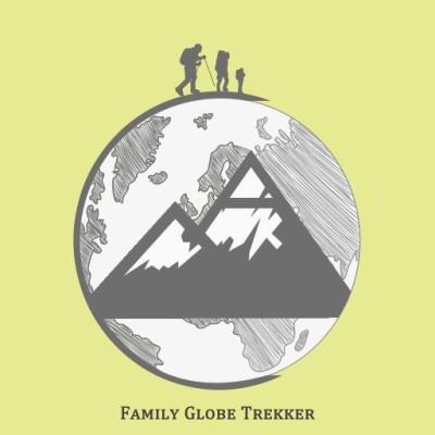 La Family Globe Trekker : Histoire d'une aventure familiale ! cover