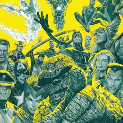 Marvel : Merveille, Univers Séquentiel Marvel cover