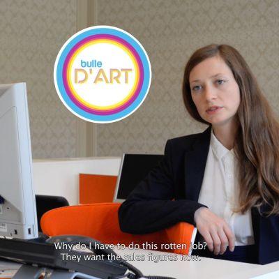 """image [n°8] Au Salon de Montrouge (3/5) : les """"Movies on my own"""" d'Ariane Loze + interview"""